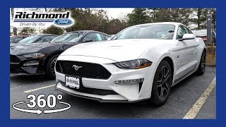 2018 Ford Mustang GT Base 360 Virtual Test Drive