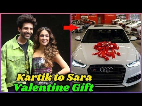 Expensive Valentine Gift From Kartik Aaryan To Sara Ali Khan