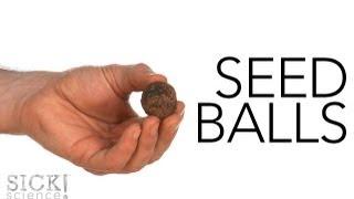 Seed Balls - Sick Science! #147