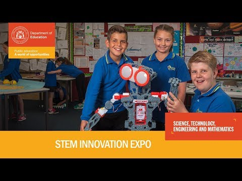 STEM Innovation Expo - Live Stream