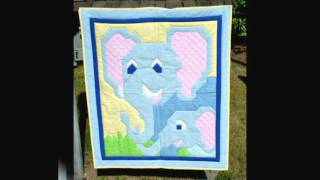 Counted Quilts   New Children's quilts