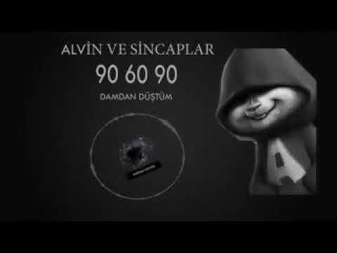 90 60 90 Alvin ve Sincaplar ( İSMAİL YK)