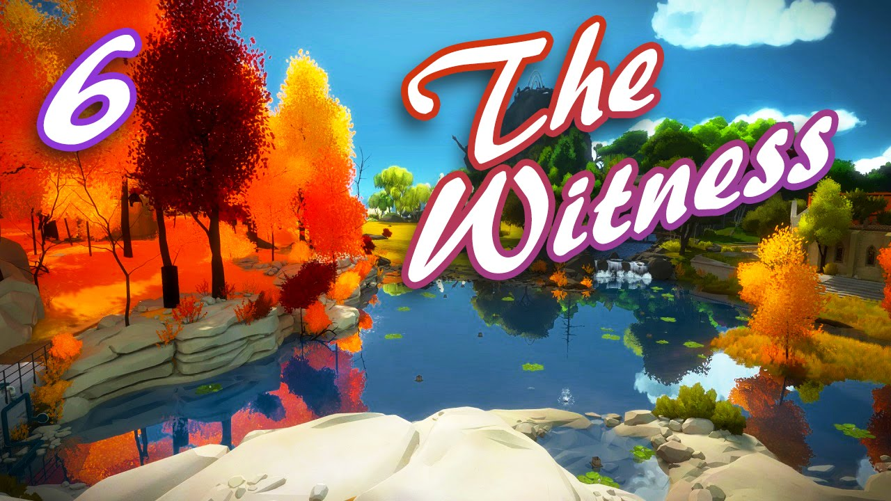 The Witness – Explore an abandoned island.