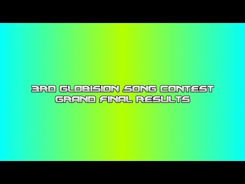 3rd Globision Song Contest: Grand Final Results
