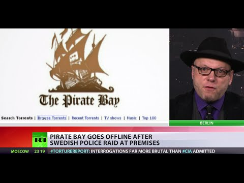 'Each time police shut Pirate Bay down, we will multiply other servers'