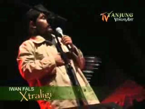 Iwan Fals - CINTA (Atas Nama Tuhan) - live @ Saburai Lampung