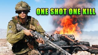 One Shot One Kill - Battlefield V Sniper