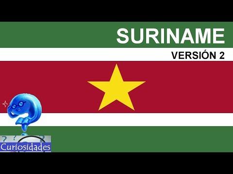 15 Curiosidades De Suriname 🇸🇷 TODO Lo Que Necesitas Saber 2