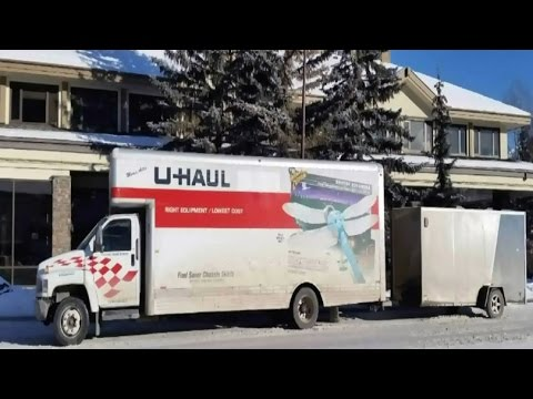 Dashed dreams: Family loses belongings after U-haul stolen