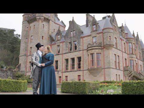 Beth & Daniel - Inch Abbey - Belfast Castle - Hillsborough