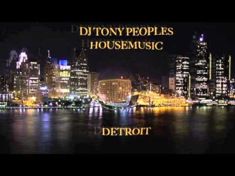 Classic deep house music chicago detroit dj tony for Deep house chicago