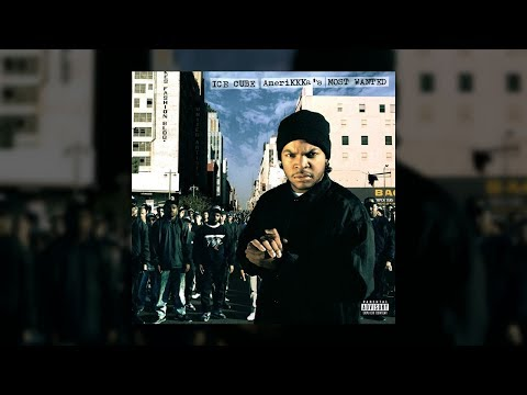 Ice Cube | AmeriKKKa's Most Wanted (FULL ALBUM) [HQ]