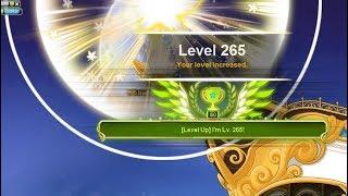 MapleStory Leveling to Level 265!