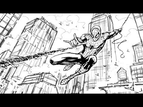 Wayne Nichols talks about his experience as a comic book artist