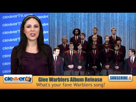 Glee The Warblers Album Gets Release Date & Track List