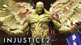 Injustice 2 Gameplay German Multiverse Mode - Swamp Thing Story