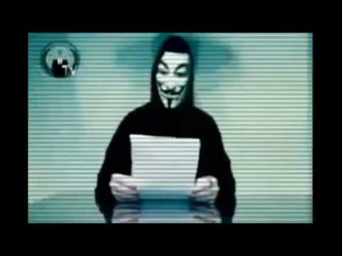 Anonymous: Government, and New World Order The real terrorists ,and TRUE meaning of ANARCHY (2014)