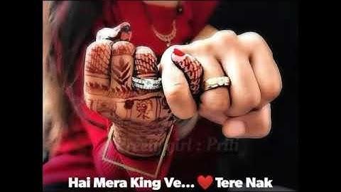 ungli Vich Pade Mere diamond ring