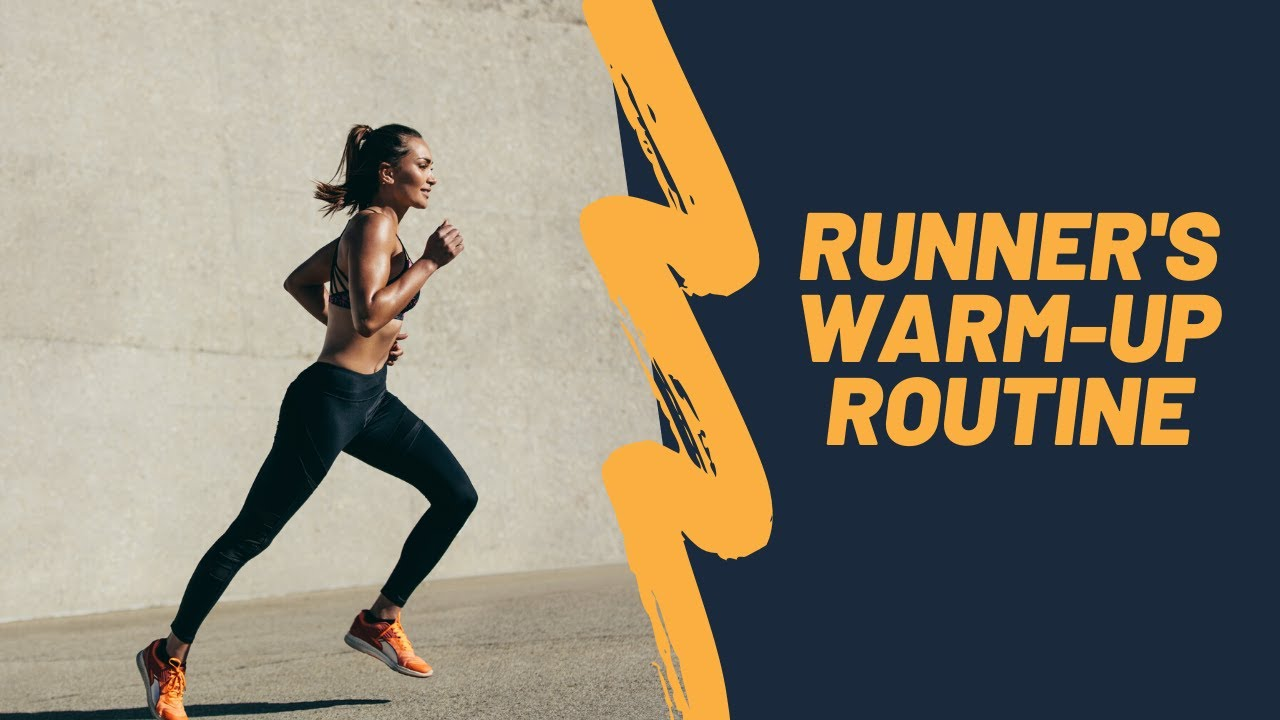 Warm Up for Runners - Self Help Series