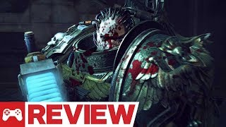 Warhammer 40K: Inquisitor - Martyr Review (Video Game Video Review)