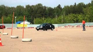 видео Автомобильный портал - Парковка задним ходом