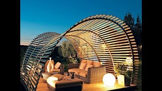 Unique Wooden Pergola: Learn Everything About This Great Outdoor Space