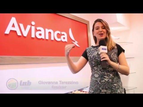 #BemVindaAvianca - Nossa Nova Patrocinadora!