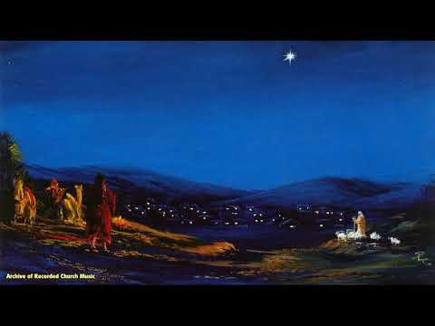 """Walford Davies' """"O little town of Bethlehem"""": Wells Cathedral 1979 (Anthony Crossland)"""