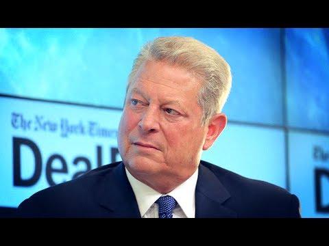 Al Gore Finally Endorses Single-Payer Healthcare