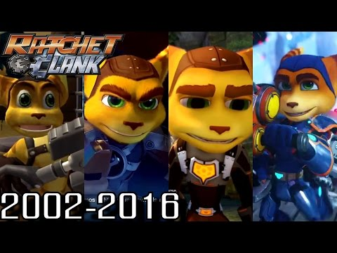Ratchet & Clank ALL INTROS 2002-2016 (PS2, PS3, PS4, PSP)