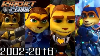 connectYoutube - Ratchet & Clank ALL INTROS 2002-2016 (PS2, PS3, PS4, PSP)
