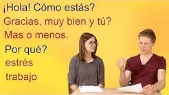 Danke, Hallo & Tschüss auf spanisch im Urlaub anwenden [Crashkurs]