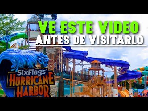 Hurricane Harbor Oaxtepec Morelos | Todo lo que tienes que saber