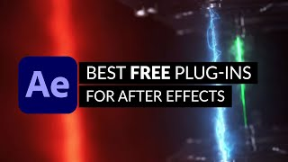Best Free VFX Plug ins For Adobe After Effects Beginner or Pro