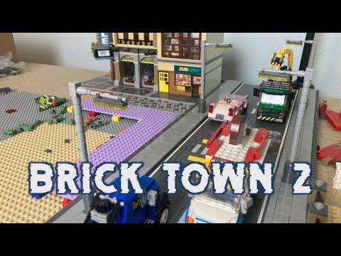 Brick Town 2 - Kopfsteinpflaster + Erste Gebäude [HD ](S.2)