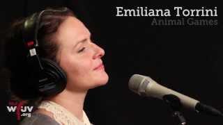 """Emiliana Torrini - """"Animal Games"""" (Live at WFUV)"""