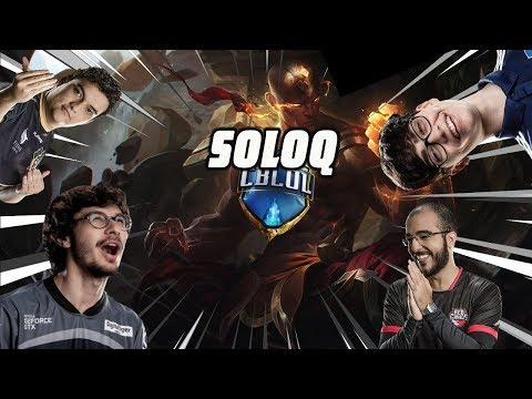 SOLOQ DOS PRO PLAYERS (Revolta stream) ft. Lep, Sacy e Cabuloso