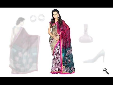 Indische Kleider Online kaufen + 3 Indische Outfits für Ina - YouTube
