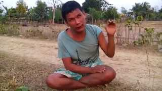 Amazing Blind Music ( He Harone Ondho Olung !/ BONO SANTI CHAKMA )