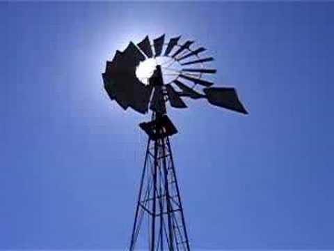 Windmill near Orroroo