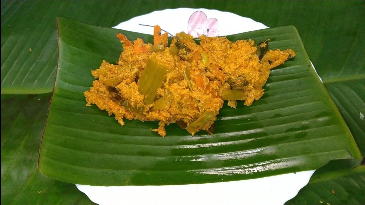 Sadya Style Aviyal | സദ്യ അവിയൽ | പൊടിഅവിയൽ | Onam series No 2