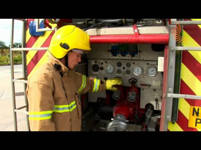 Northumberland Fire Nina Livings