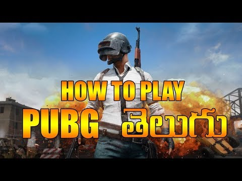 How to Play Pubg Mobile in Telugu | Beginners Guide | KTX Telugu Gamer