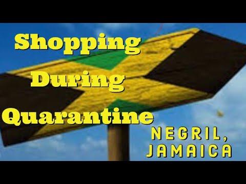 JAMAICA LIFE NICE -Ep 40 Prince Nick & Nadesha at the supermarket