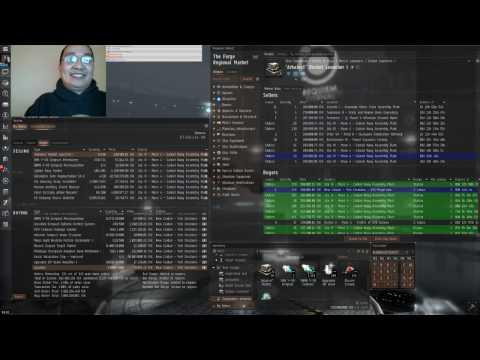 Eve Online Station Trader 3-15-2017