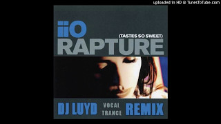 IIO feat Nadia Ali - Rapture / DJ LUYD Vocal Trance remix