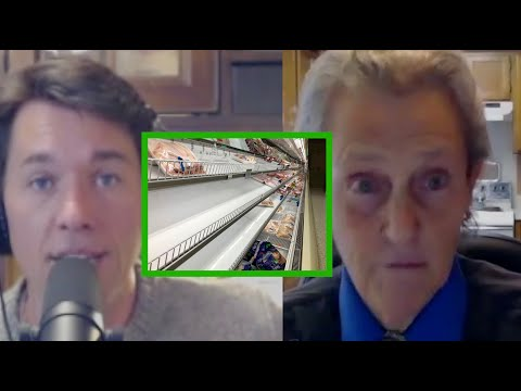 Temple Grandin On Meat Shortages And Supply Chain Issues |