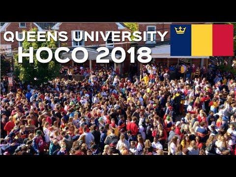 QUEEN'S UNIVERSITY HOCO 2018