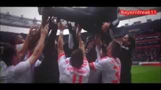 FC Bayern München  Best Moments 2013  Part 1  HD