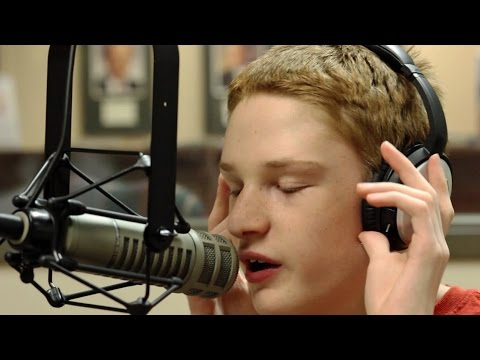 Christopher Duffley & Mom on Memphis radio